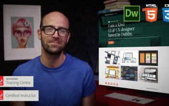 Responsive Design HTML CSS Web design – Dreamweaver CC Course Catalog