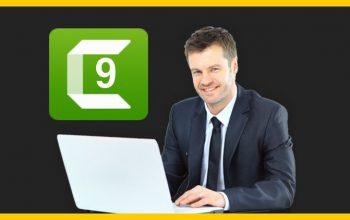 Camtasia Studio 9: Become a Video Editing Guru With Camtasia Course