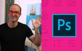 Adobe Photoshop CC – Essentials Training Course Site