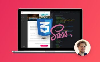 Advanced CSS and Sass Flexbox Grid Course